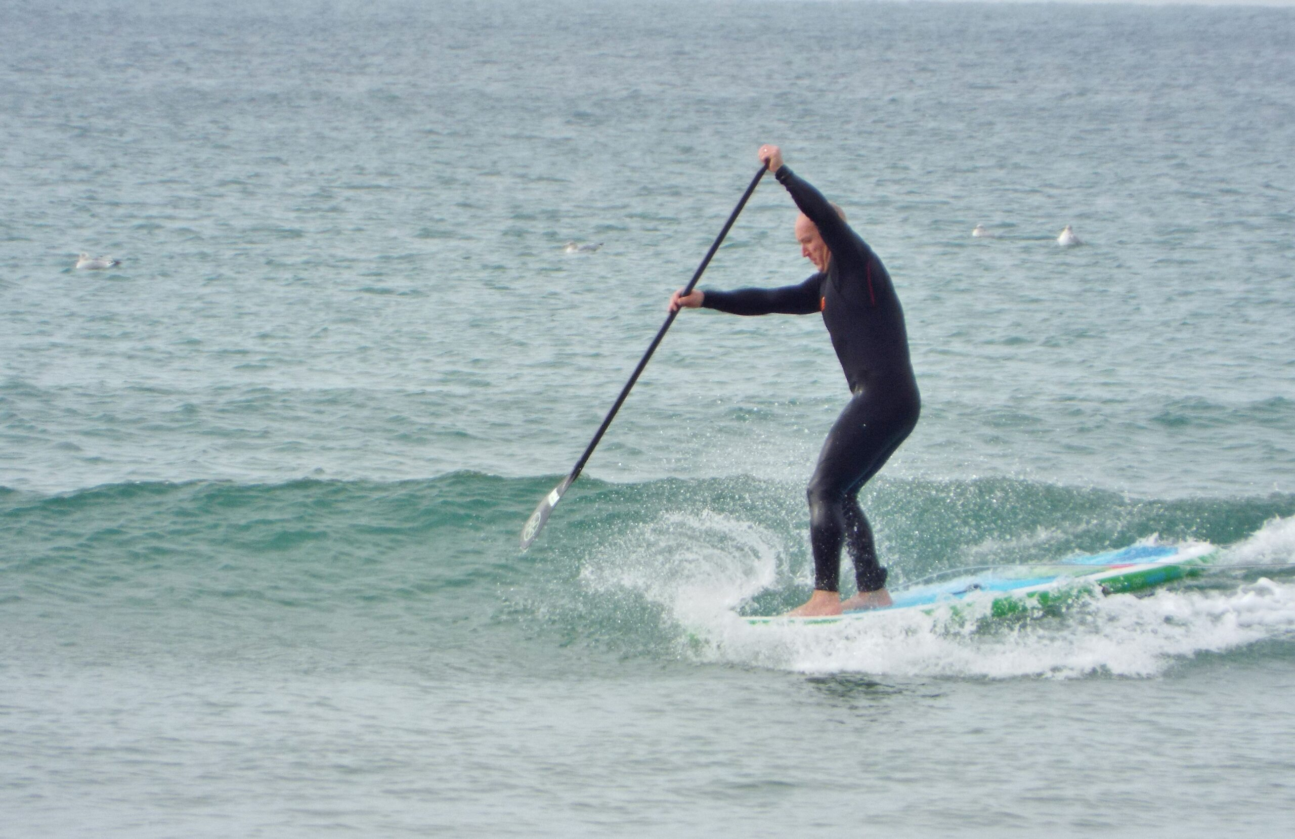 SUP surfing to SUP foiling - performance season is here! #2